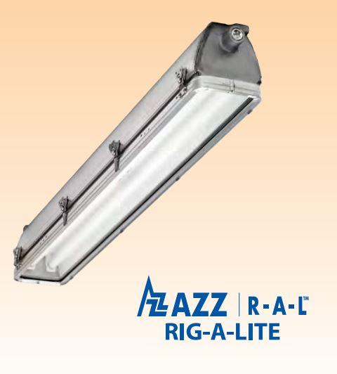 Rig-A-Lite RAL MAR800 4UL Kap Lampu TL Explosion Proof