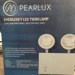 TWIN LAMP